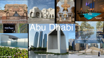 The best attractions in Abu Dhabi UAE