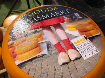 Visit the spectacular Gouda Cheese Market every Thursday morning in April – August each year in Goud
