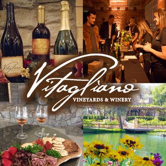 Enjoy visiting beautiful Vitagliano Vineyards & Winery in Temecula California