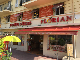 Delicious Florian Confiserie in Nice France