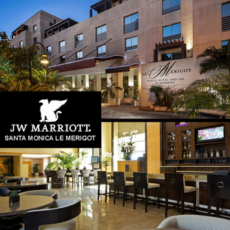 We had a fabulous stay at the JW Marriott Santa Monica Le Merigot and a wonderful meal at Le Troquet