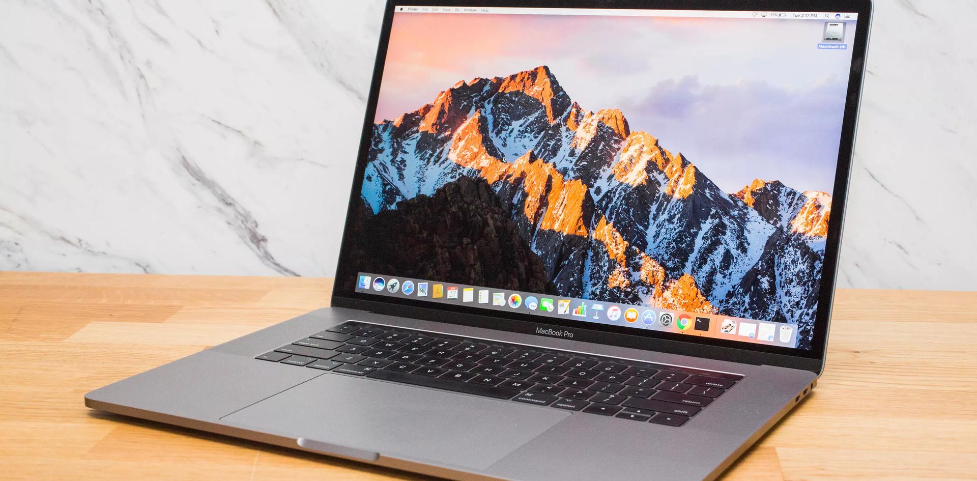 Apple macbook Pro 13 y 15