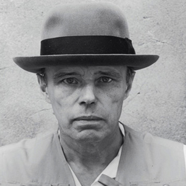"Joseph Beuys : ""Everyone is an Artist"""