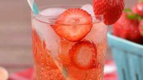 Strawberry Delight Detox