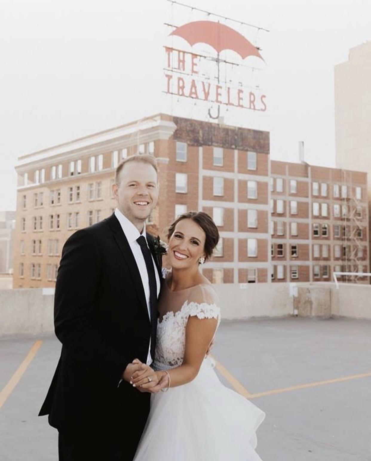 Real Des Moines Bride