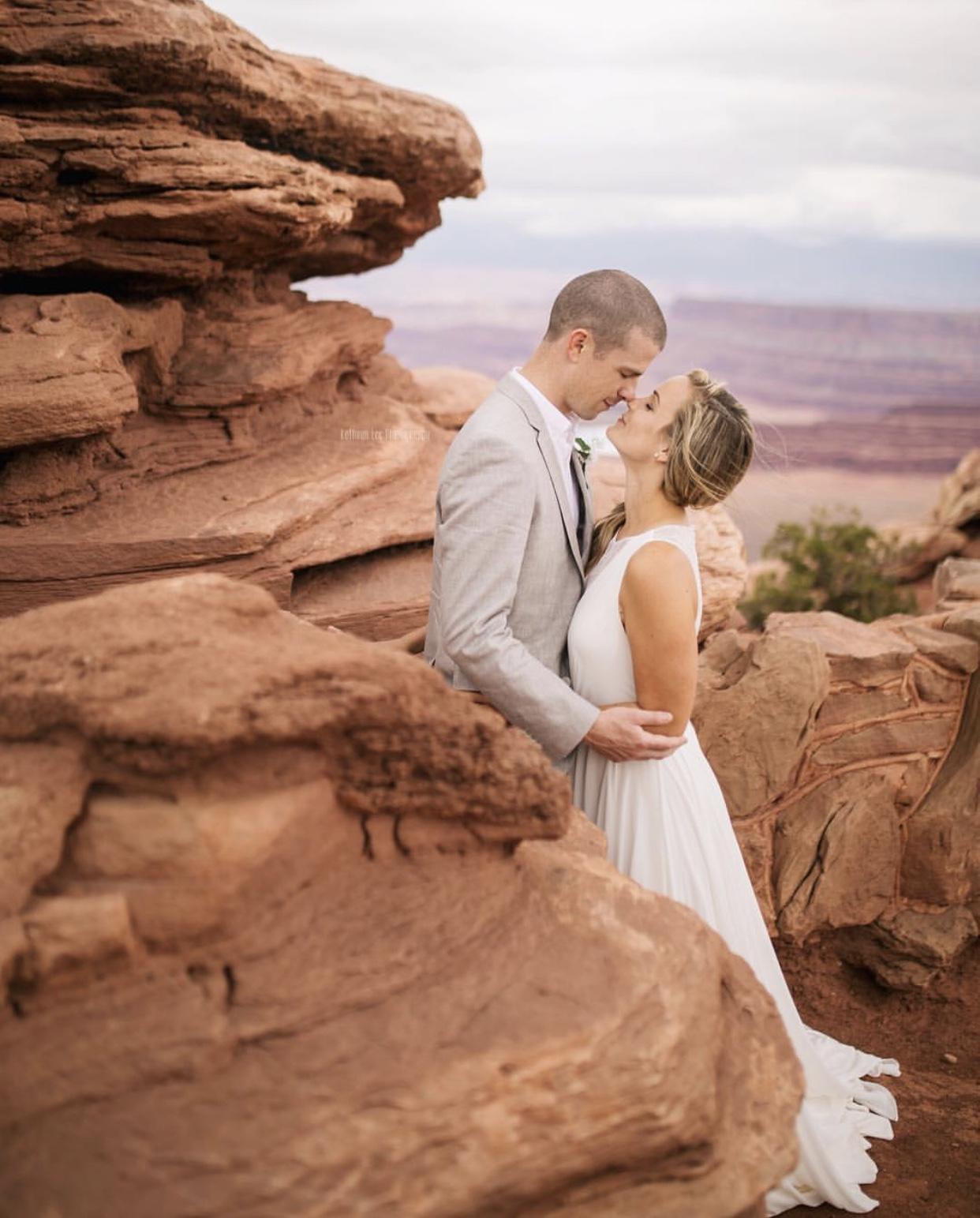 Jenny Yoo Bride Utah