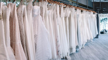 Is there such a thing as overshopping for your wedding dress?
