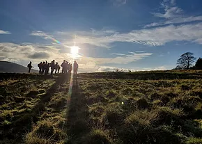 WINTER WALKING FESTIVAL A SELL OUT SUCCESS!