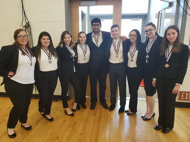 HOSA Students' Journey to International Leadership Conference