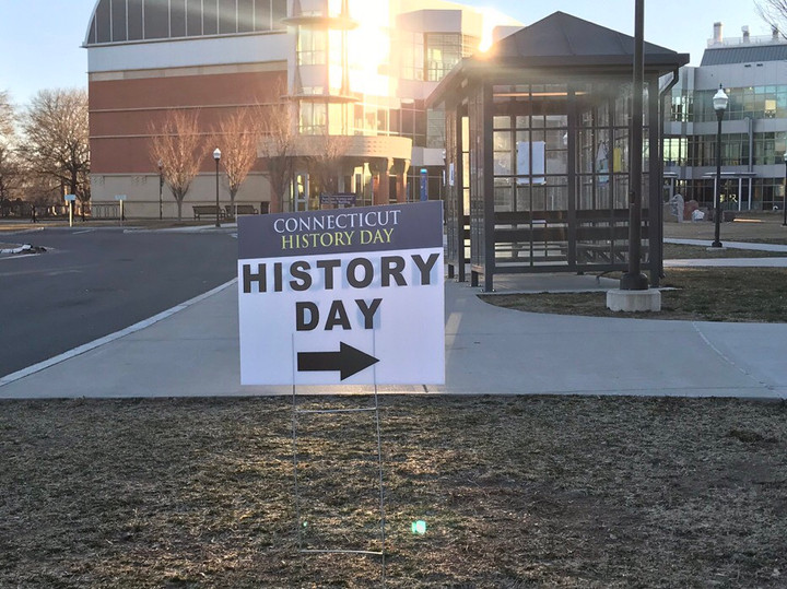 EHHS Students Win in The CT Regional National History Day Competition 2019