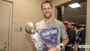 Patriots defeat Rams 13-3 to Win Super Bowl LIII