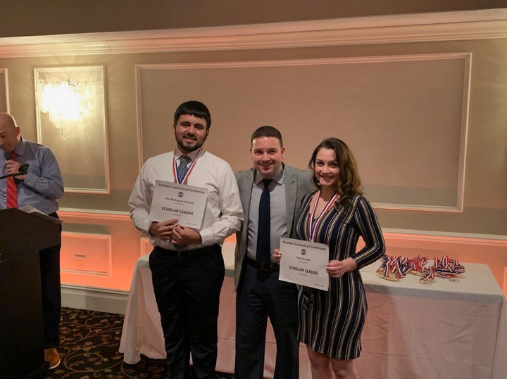A Title Worth Striving For: 2019 SCC Scholars