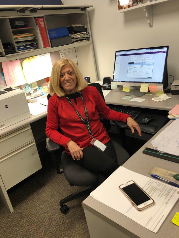 Van Nastri: The Athletic Department's Helpful Hand