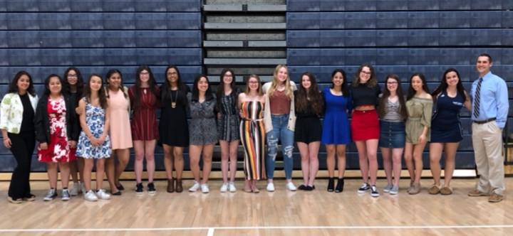 Girls Tennis Ready for New Season
