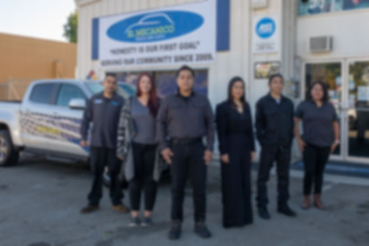 El Mecanico Employees