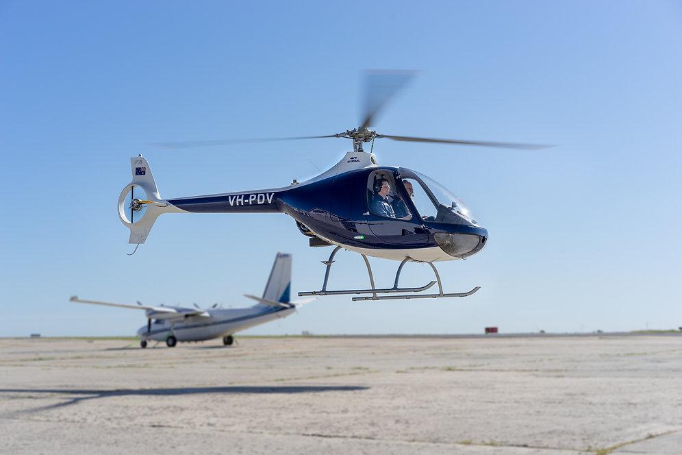 Melbourne Heli Helicopter Flight Training