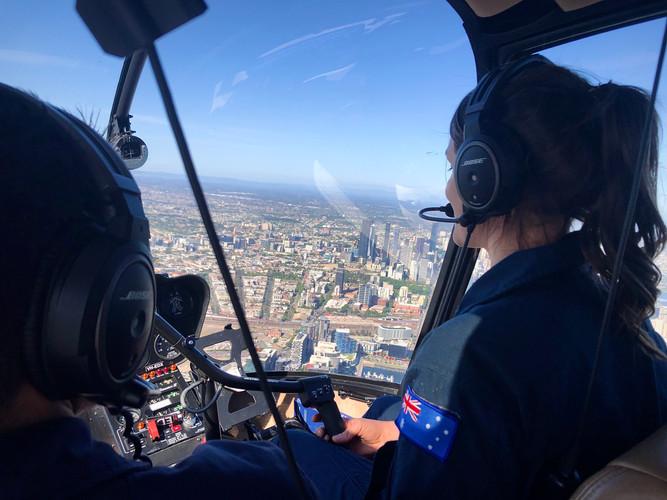 Soph Helicopter city.jpg