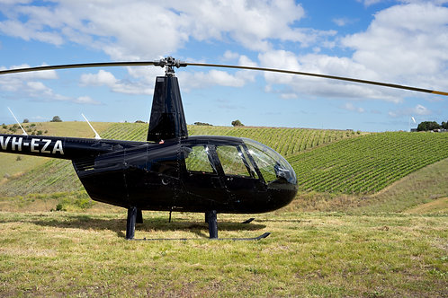 Clyde Park Vineyard | $1990 per helicopter
