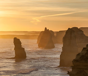Twelve Apostles rock formations, Great O