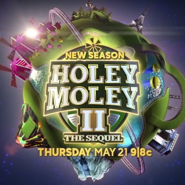 Holey Moley contestant
