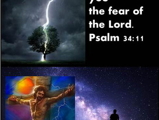 The 'Fear' of the Lord