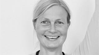 Wiebke Müller, Apothekerin und Yoga-Lehrerin
