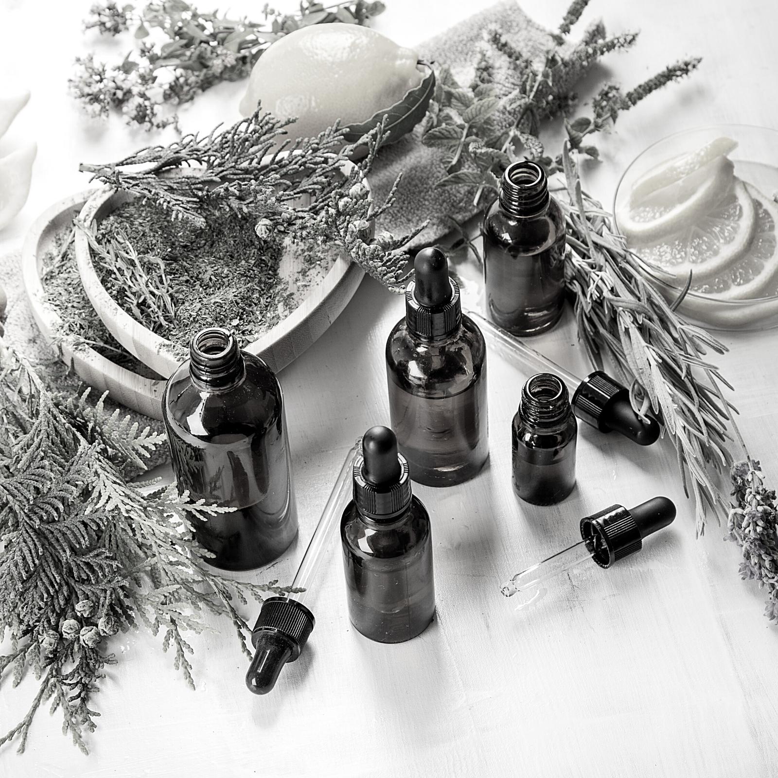 Séance aromathérapie  + un mélange d'HE