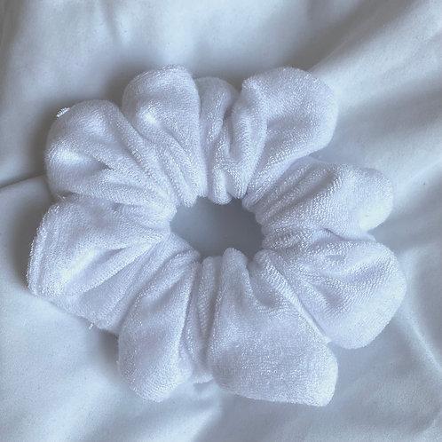 Bamboo Towel Scrunchie
