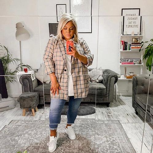 Cindy Oversized Blazer