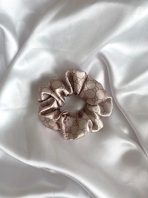 Inspired Scrunchie - 'GG'