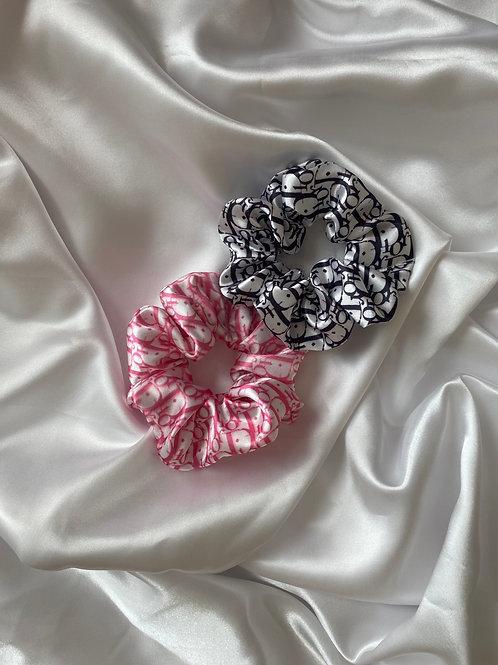 Inspired Scrunchie - 'Dior'