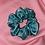 Thumbnail: Blue Lightning Scrunchie