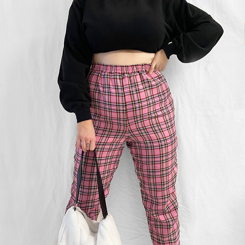 Check Trousers