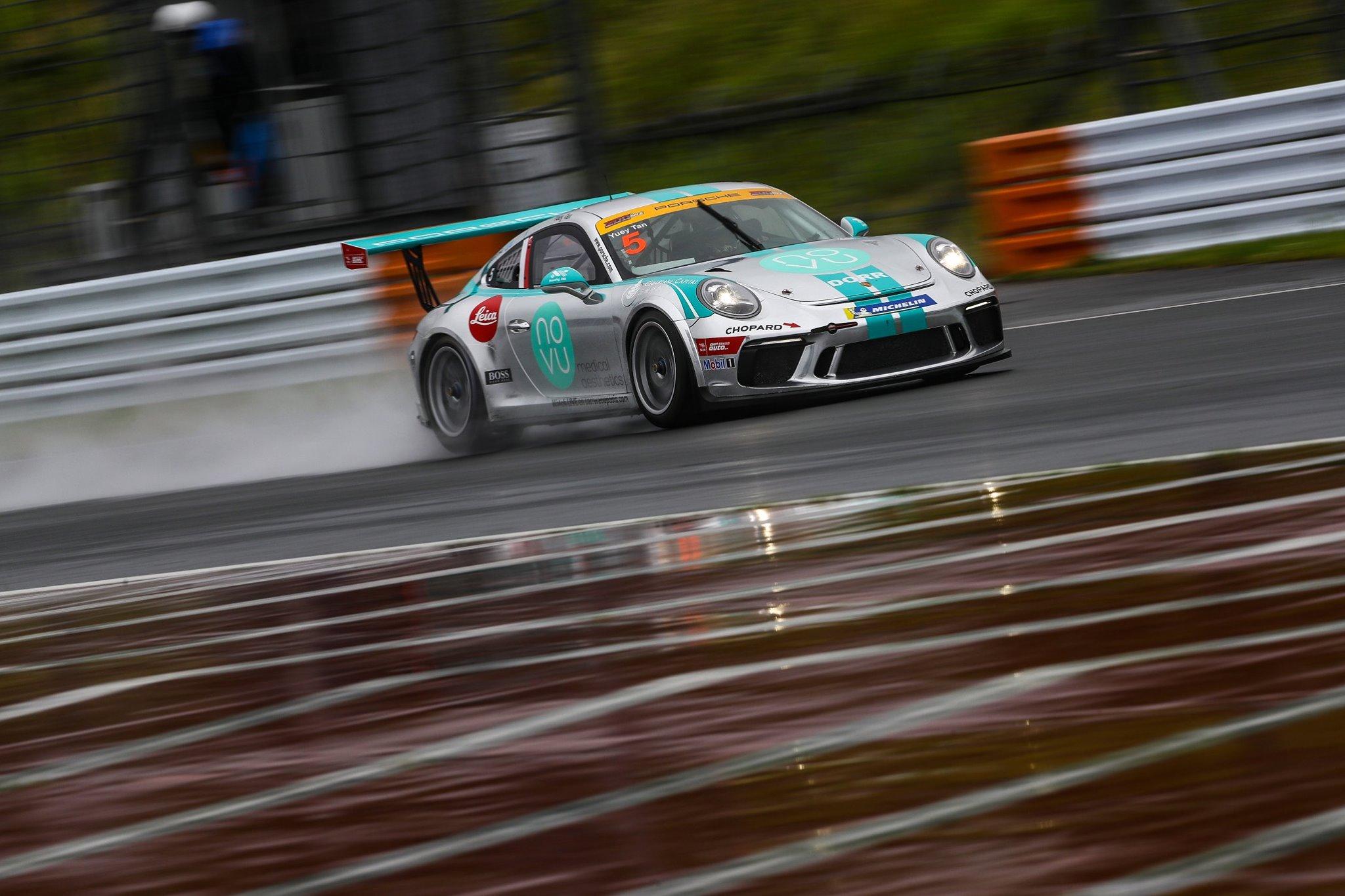 Yuey Tan Porsche