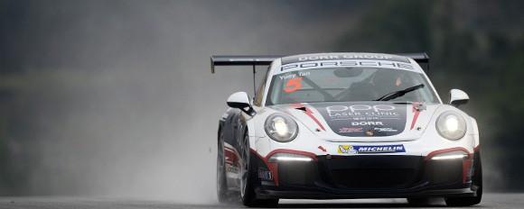 Zhuhai GP likely to be wet!