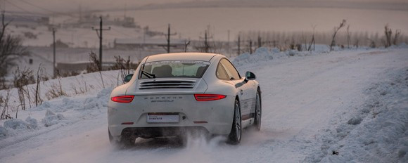 Yuey Tan: Porsche Snow Force was loads of fun!