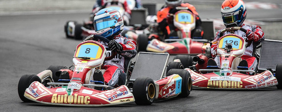 Singapore Karting Championship needs to be improved!