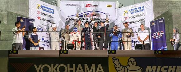 Tan takes Merdeka Endurance Victory!
