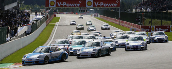 Carrera Cup Asia offer Spa-Francorchamps opportunity