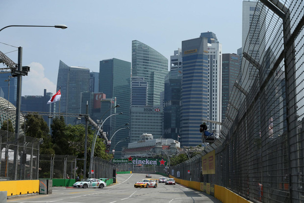 A perfect 10th anniversary at the Singapore Grand Prix
