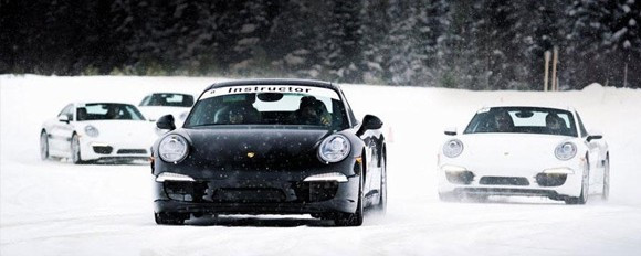 Tan heads to Inner Mongolia for Porsche Snow Force