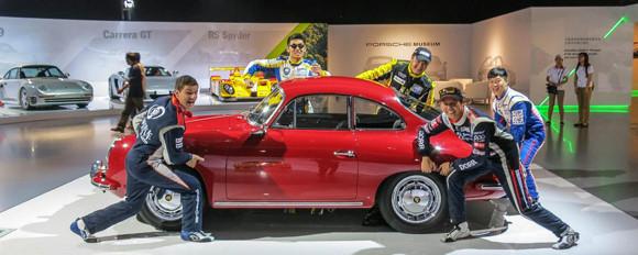 Porsche Fascination Experience moves to Beijing!