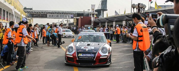 Macau GP dream plagued with mechanical problems