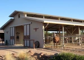 horse hotel barn
