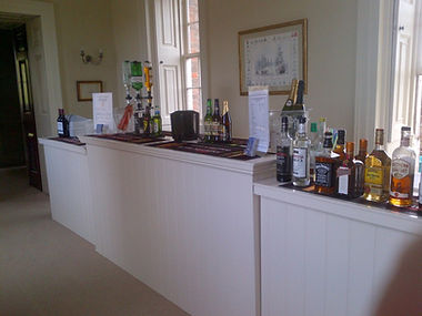 Swallow Fine Wines Mobile Bar services