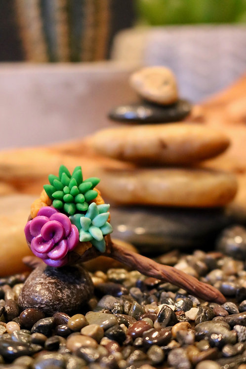 Baby Pointy-Moisture Stick, Aerator, Planter Bling
