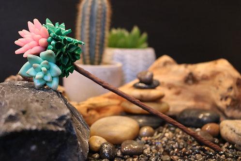 Mr. Pointy-Moisture Stick, Aerator, Planter Bling