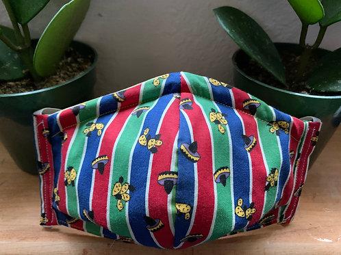Adult Sombrero Mask