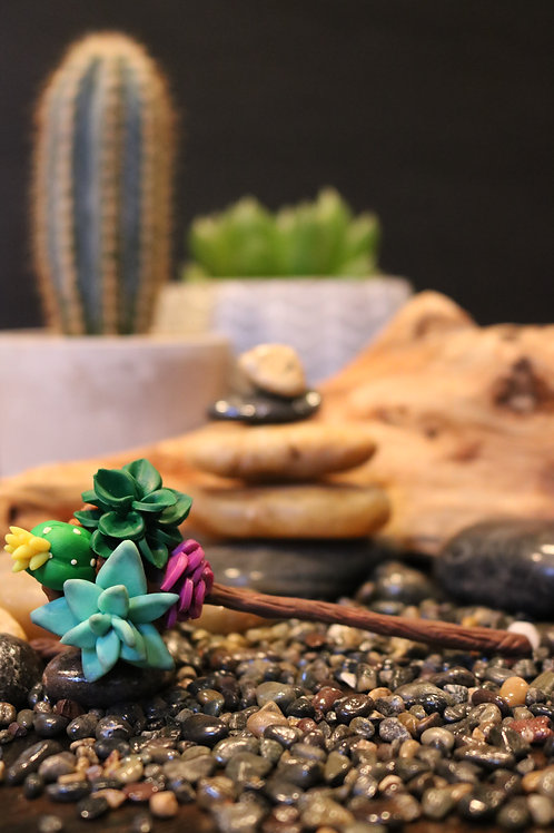 Lil Pointy-Moisture Stick, Aerator, Planter Bling