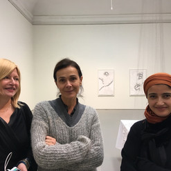 3 artists